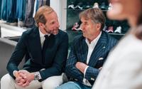 Brunello Cucinelli entwirft exklusiv für Braun Hamburg