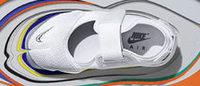 Nike aposta no híbrido e mescla estética de tênis com sandália