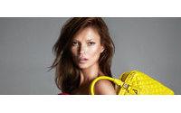 Prémios da Moda Britânica consagram Kate Moss