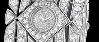 Chanel brings its quilted motif to 'Les Eternelles' watches ahead of Baselworld 2016
