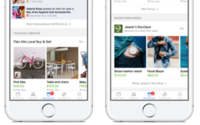 E-commerce : Facebook lance sa place de marché C2C