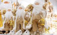 Рождественский сезон в московских ТЦ