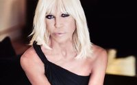 Donatella Versace recebe o Fashion Icon Award