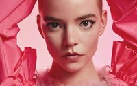 Anya Taylor-Joy is the face of Viktor & Rolf's Flowerbomb fragrance