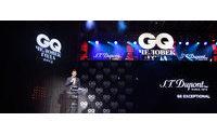Журнал GQ вручил премию «Человек года 2015» в партнерстве с S.T.Dupont