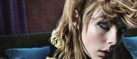 Edie Campbell et Callum Turner célèbrent l'art britannique pour Burberry