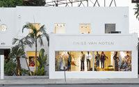 Dries Van Noten eröffnet in LA seinen ersten Store in den USA