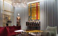 Valentino: moda e design dialogano nelle stanze della boutique milanese