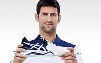 Asics macht Djokovic zum Markenbotschafter
