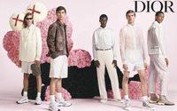 La vie en rose per l'uomo Dior comincia con Kim Jones