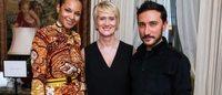 Londra celebra la moda italiana