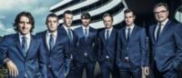 Joop stattet kroatische Nationalmannschaft aus