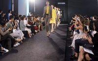 Escada s'offre un défilé en Corée