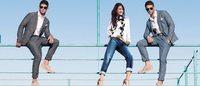 В ТЦ Vegas откроется первый монобрендовый бутик Armani Jeans