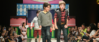 Fashion Weekend Kids: jeanswear moderninho nos looks dos pequenos