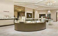 Damiani opens Dubai Mall store