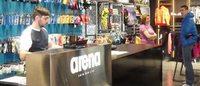 Украинская Arena открыла новый магазин в Днепропетровске