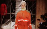 Calvin Klein's 2018 pop ski odyssey