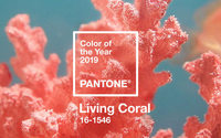'Living Coral' could be Pantone's most beauty-friendly color of the year yet
