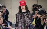 New York Fashion Week : défilé très politique pour la maison Public School
