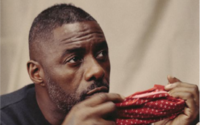 Stella McCartney taps Idris Elba for Breast Cancer Awareness campaign
