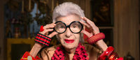 Paris fashion bows before 'geriatric starlet' Iris Apfel, 94