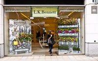 L.K. Bennett закрыл единственный российский магазин