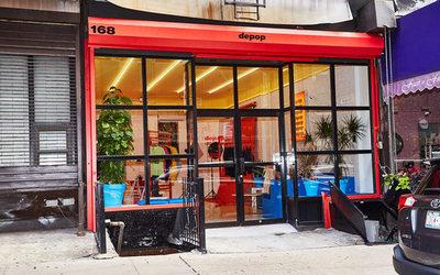 de55d013f79ad Resale app Depop opens New York store - News   Retail ( 1007780)