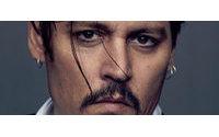 Johnny Depp: nueva imagen de Christian Dior Parfums