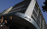 John Lewis sales fall as Fashion and Home falter