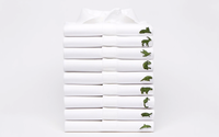 Lacoste swaps its crocodile for logos of endangered species
