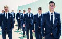 Joop! stattet kroatische Nationalmannschaft aus