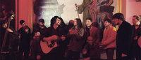 MMU: con Trussardi, l'eleganza rock va sul velluto