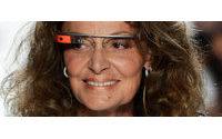 Диана фон Фюрстенберг сделала оправы для Google Glass