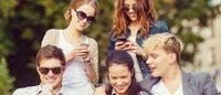Etats-Unis : le smartphone pour communiquer, pas pour acheter