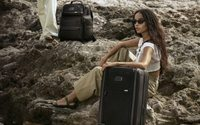 Lenny and Zoe Kravitz star in new ad campaign for travel luggage brand Tumi