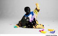 Virgil Abloh lève le voile sur sa première campagne pour la maison Louis Vuitton