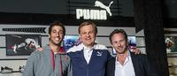 Puma wird offizieller Partner des Red Bull Racing Formel 1-Teams