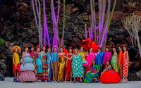 Agatha Ruiz de la Prada fait de Lanzarote une nouvelle destination mode