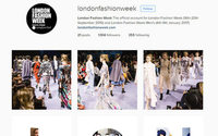 BFC launches Instagram account dedicated to London Fashion Week