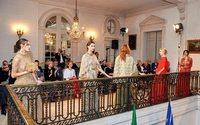 """Michele Miglionico sfila a Bruxelles con """"Sacred Basilicata"""""""
