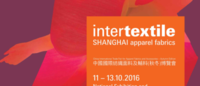 Over 5,000 exhibitors to show at Intertextile Shanghai 2016