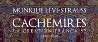 Monique Levi Strauss, spécialiste de l'histoire du Cachemire, publie un livre intitulé Cachemires