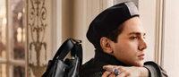 「ルイ・ヴィトン」俳優兼映画監督のグザヴィエ・ドランをメンズ広告に起用
