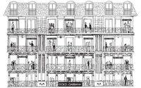 Dolce & Gabbana lance ses grands travaux à Paris