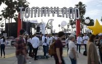 'TommyNow': Californian cool and music festivals inspire Tommy Hilfiger