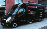 Cosmetics retailer ICI Paris XL introduces touring gift shop for Mother's Day