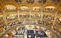 Galeries Lafayette держит путь в Шанхай