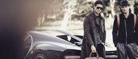 Giorgio Armani signe une collection de vêtements et accessoires pour Bugatti