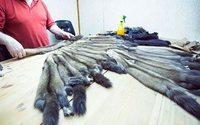 В Петербурге появился меховой салон Михаила Гуцериева